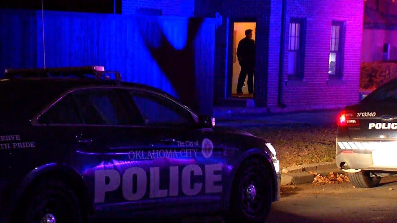 Police: Man Shot Inside Oklahoma City Residence