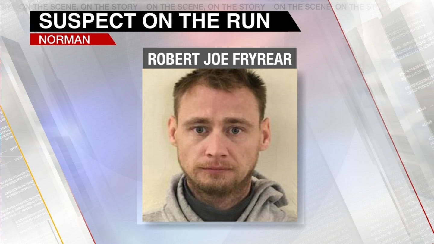 Norman Police Searching For Carjacking Suspect