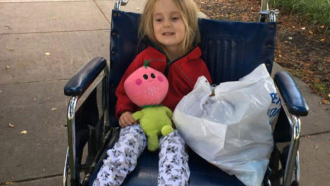 6-Year-Old Oklahoma Girl Treated For Rare Polio-Like Illness