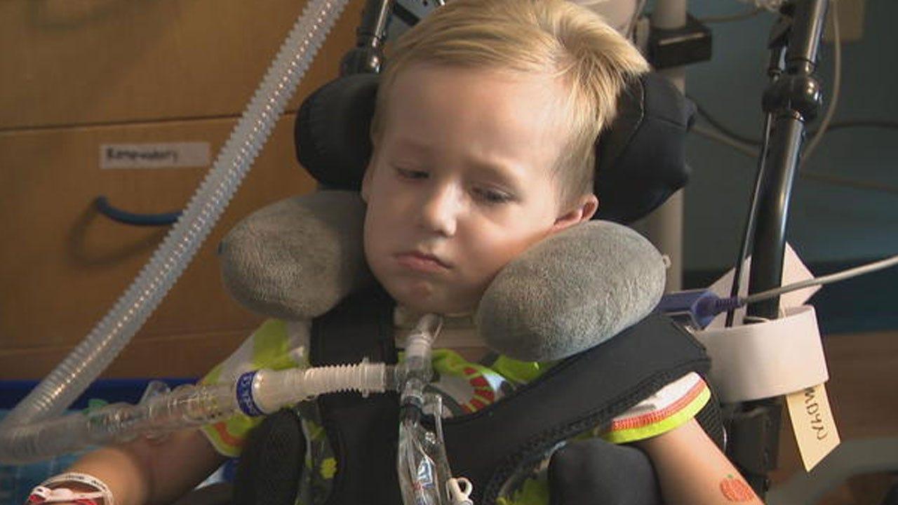 Families Share Devastating Impact Of Rare Polio-Like Illness Acute Flaccid Myelitis