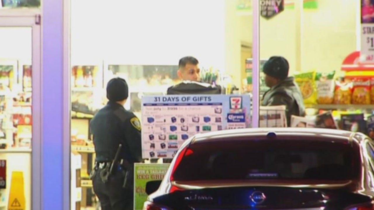 Police Investigate Homicide At SW OKC Gas Station
