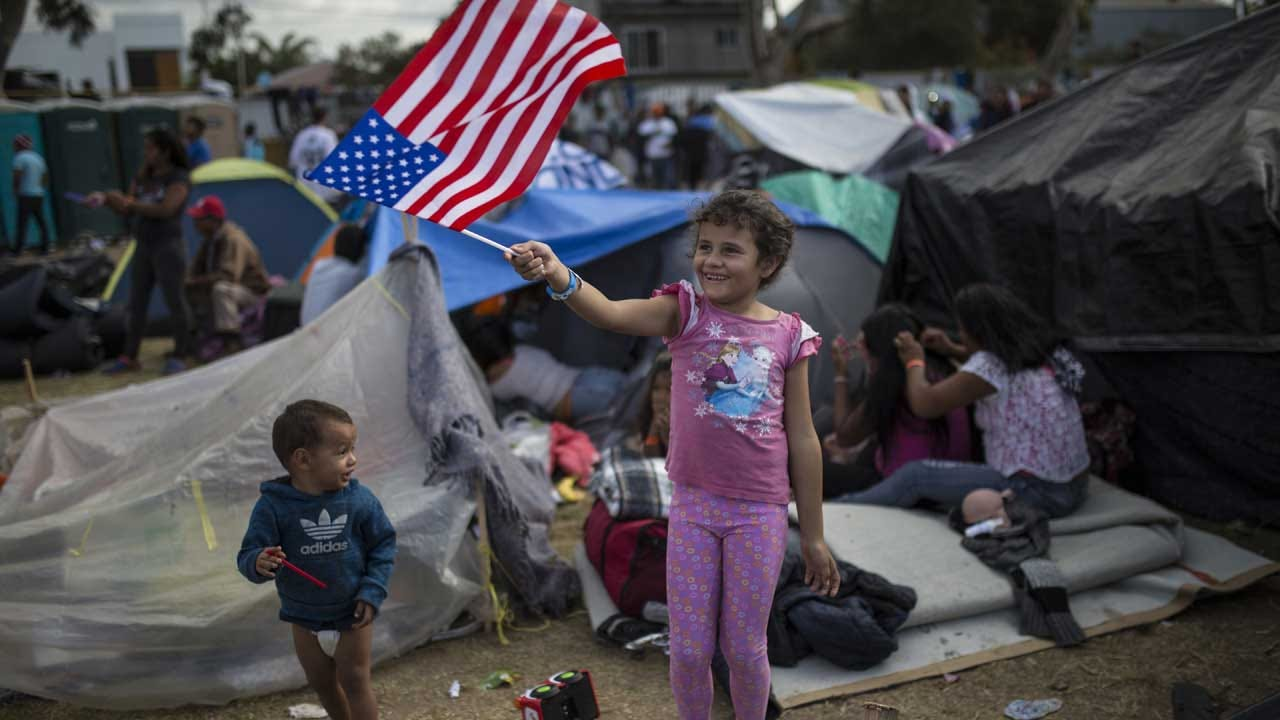 U.S. Asylum Laws: Here's What To Know