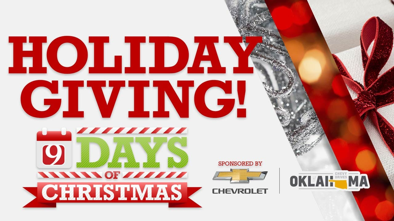 Join The 9 Days Of Christmas With News 9