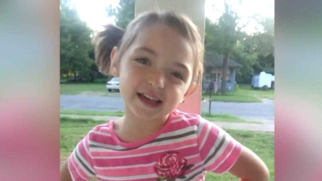 5-Year-Old Arkansas Girl Fighting For Her Life After TV Fell On Her