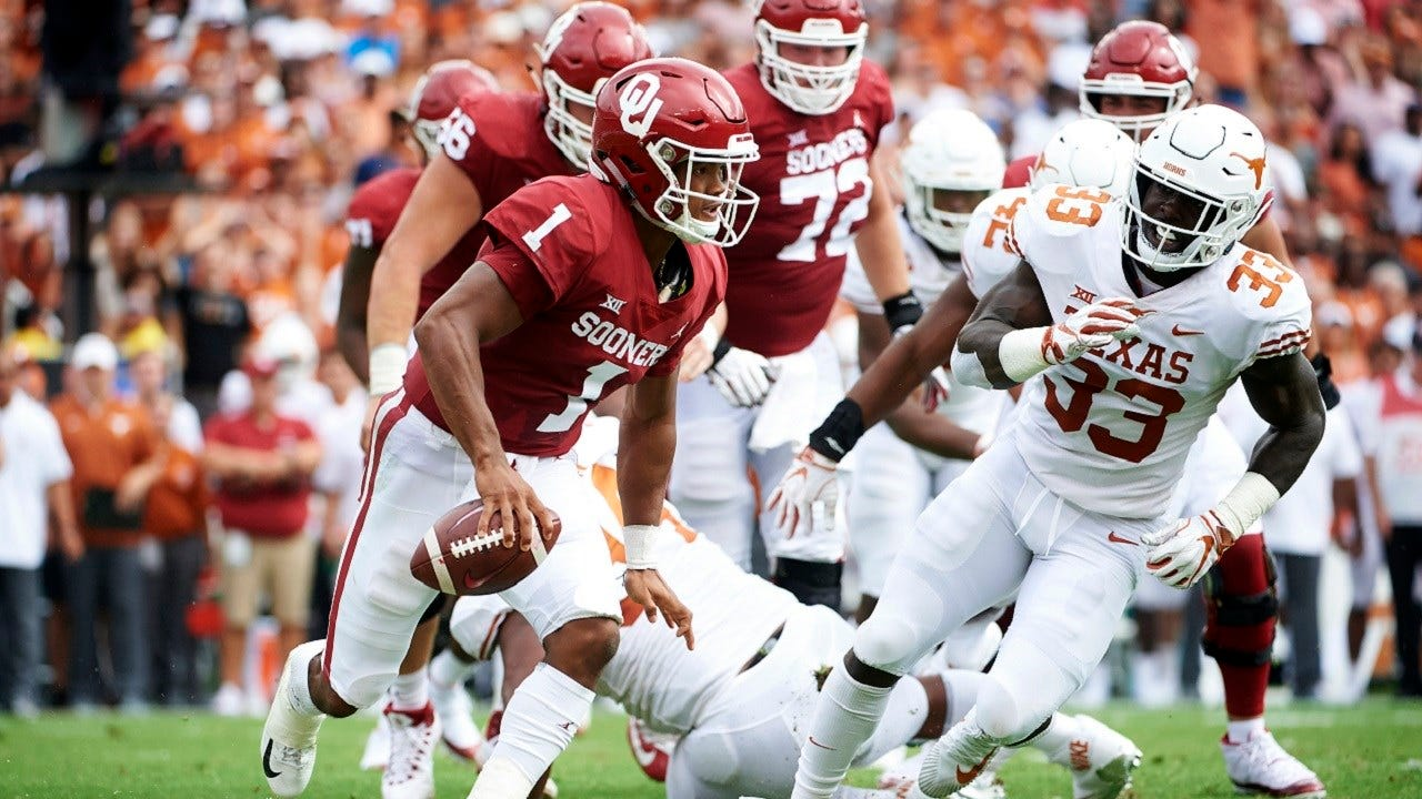 Big 12 Conference Tells Sooners, 'No Horns Down'