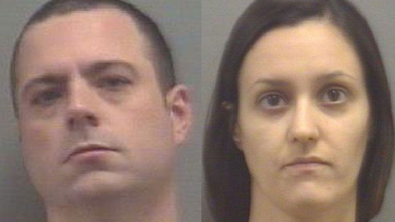 Couple Accused Of Starving 4-Year-Old To Near Death