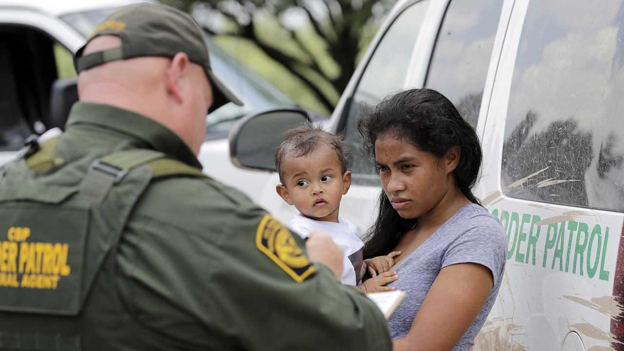 Undocumented Immigrants In The U.S. Drop To Lowest Level In 12 Years