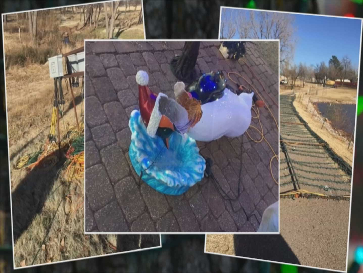 Vandals Target 'Christmas In The Park' In Yukon