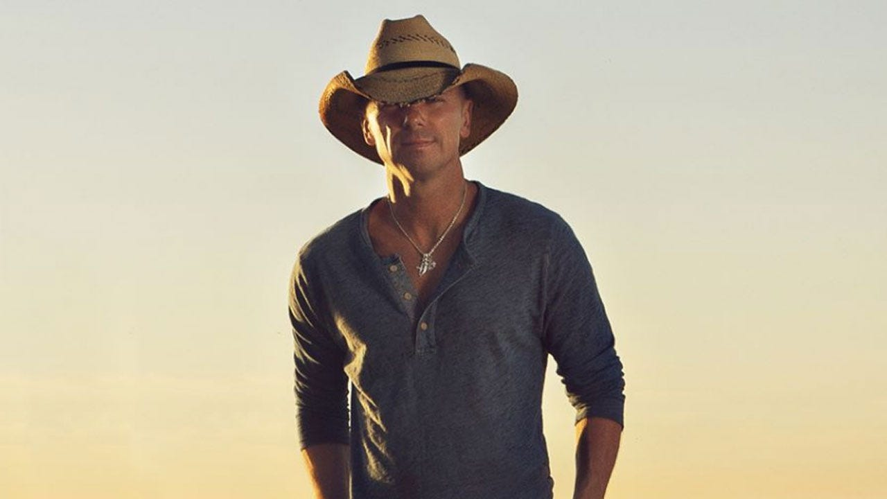 Kenny Chesney Bringing 'Songs For The Saints 2019 Tour' To Oklahoma City