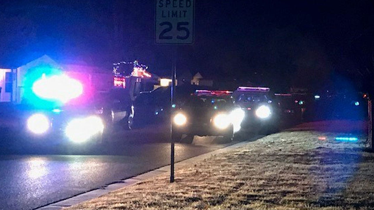 Police Respond To Reported Shooting In SW OKC