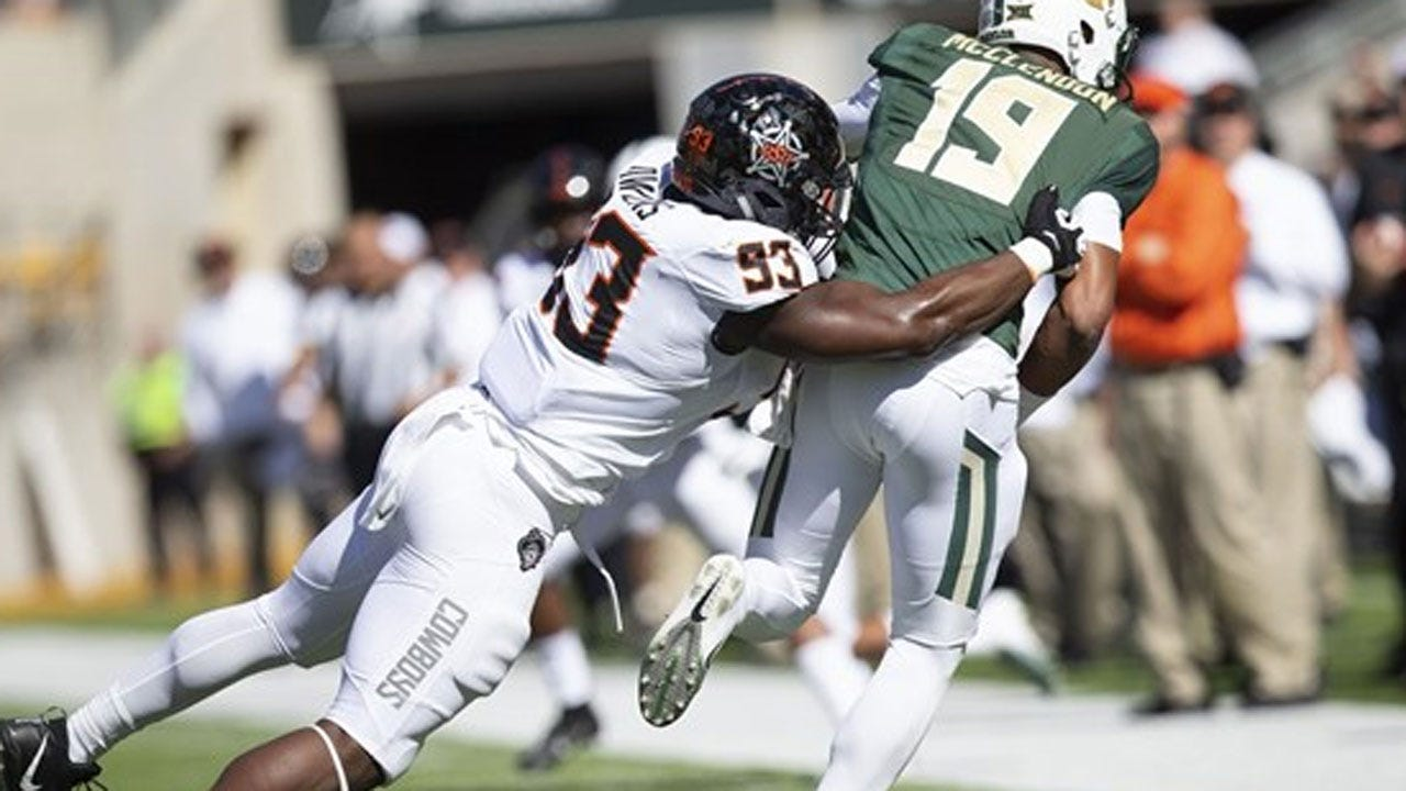 Cowboys Edged By Baylor In Waco