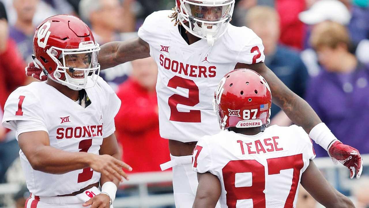 Game Primer: OU At Texas Tech