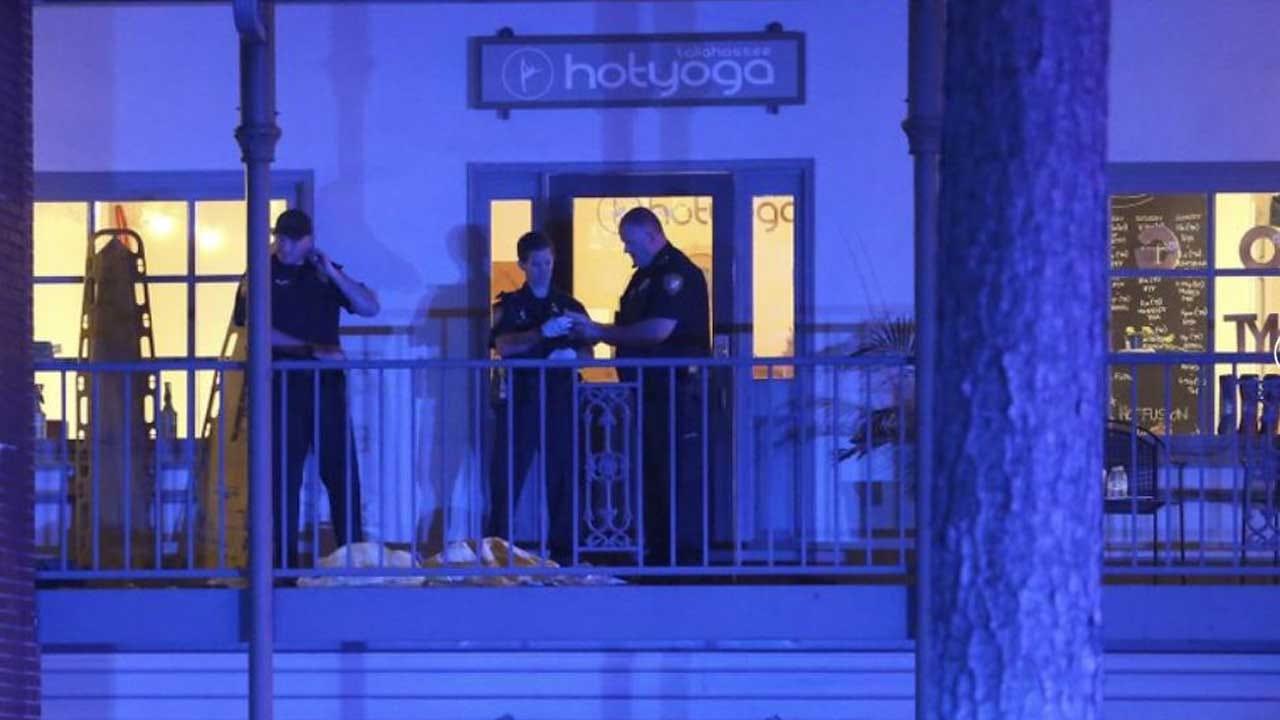 Police: 3 Dead, Including Shooter, At Florida Yoga Studio