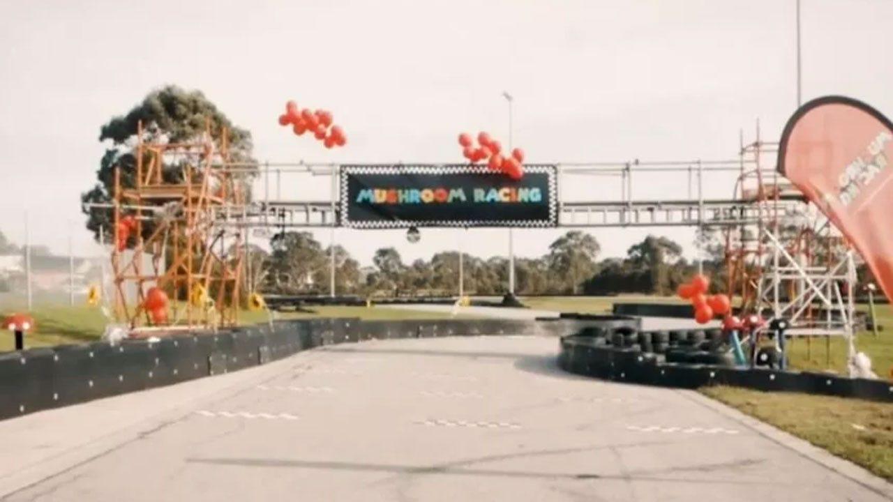 Go-Kart Track Inspired By Mario Kart Opening In Denver This Spring