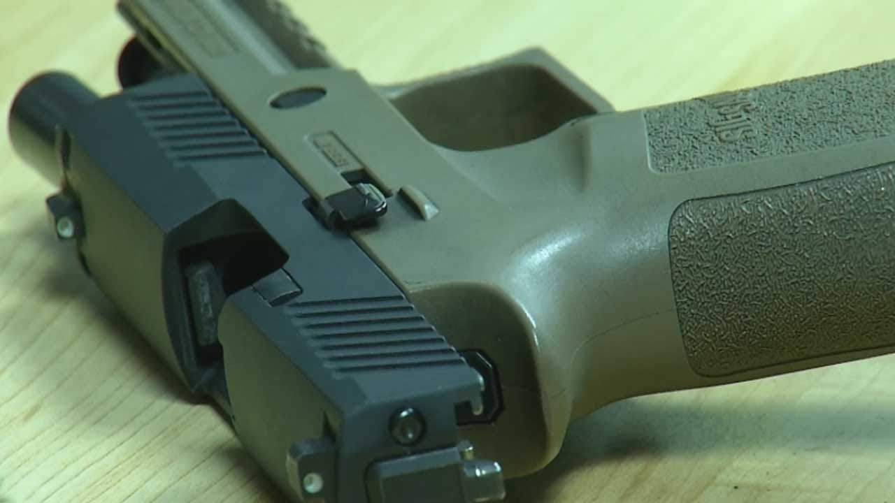 Permitless Gun Carry Clears Another Hurdle In State Legislature