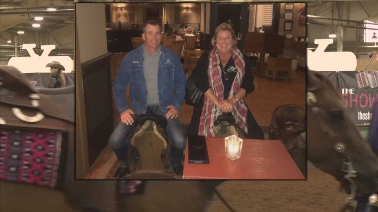 Reining Horse Riders In OKC Help Trainer Affected By California Wildfires