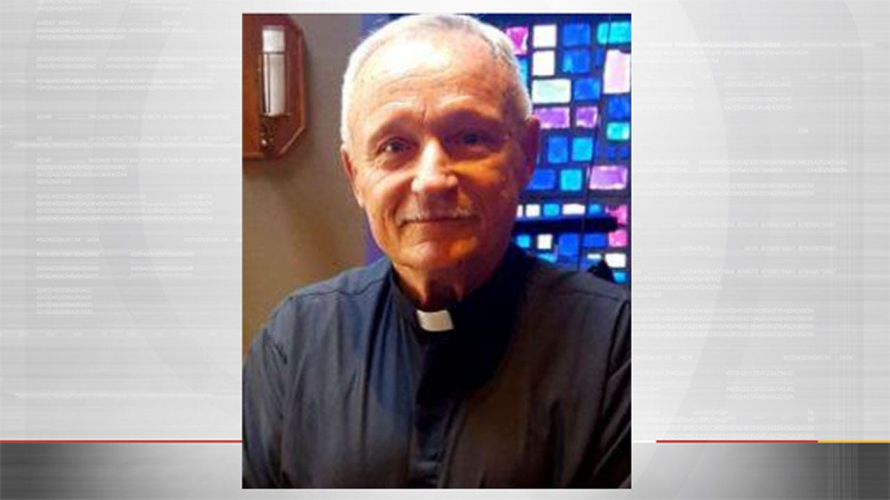 Oklahoma Priest Accused Of Abuse Faced Allegations In The Past