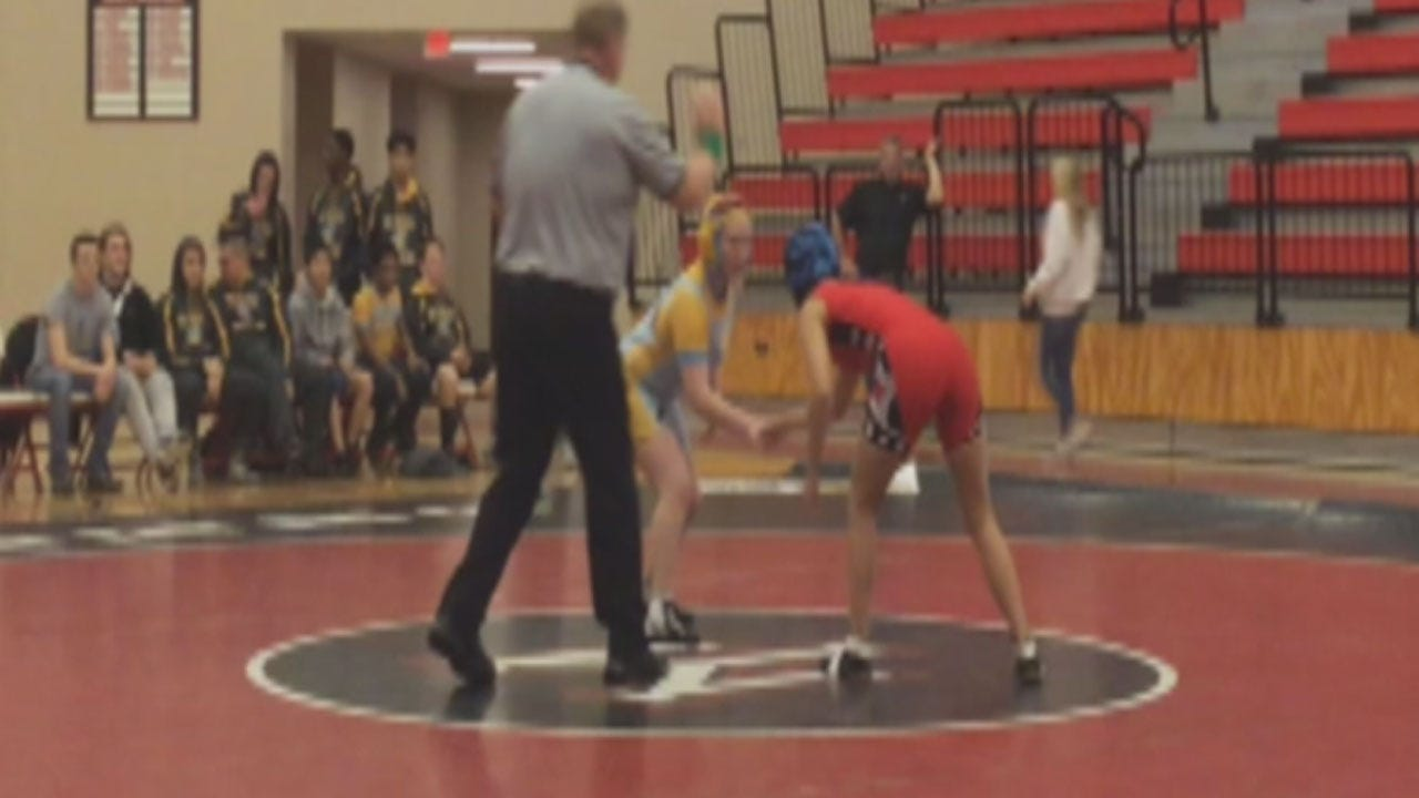 Yukon To Hold First Girl's Division For Junior, High School Wrestlers