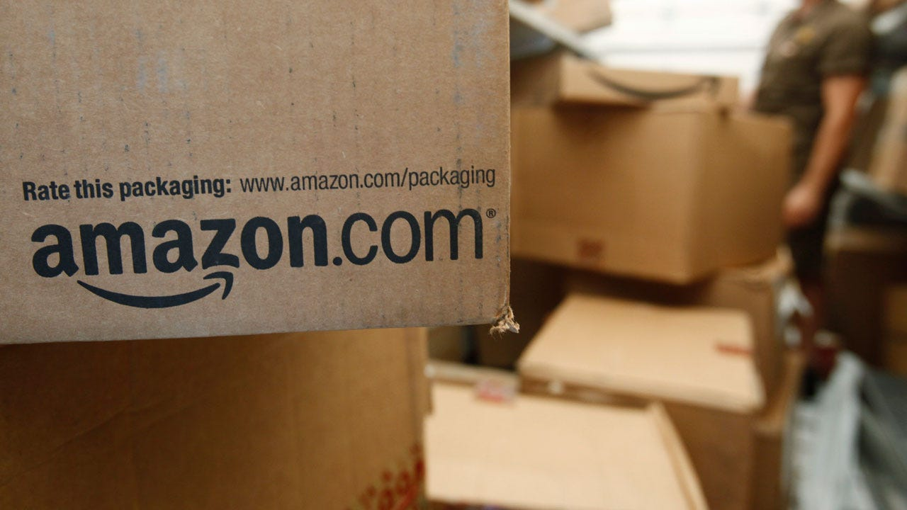 Amazon Promises To Use Only Renewable Energy In A Decade