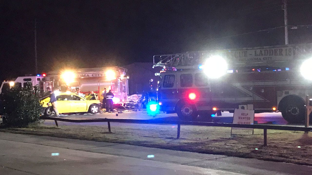 Driver Arrested After Fatal Head-On Collision In NE OKC
