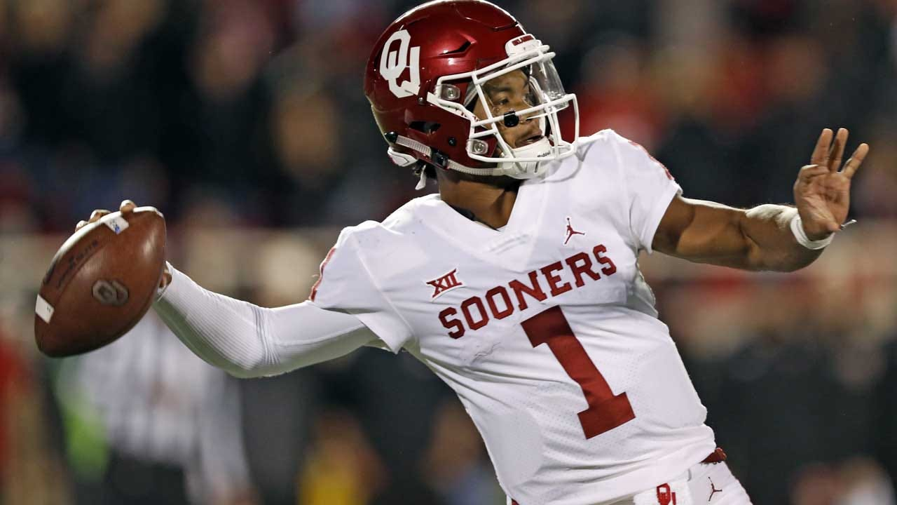 Kyler Murray Wins Heisman Trophy