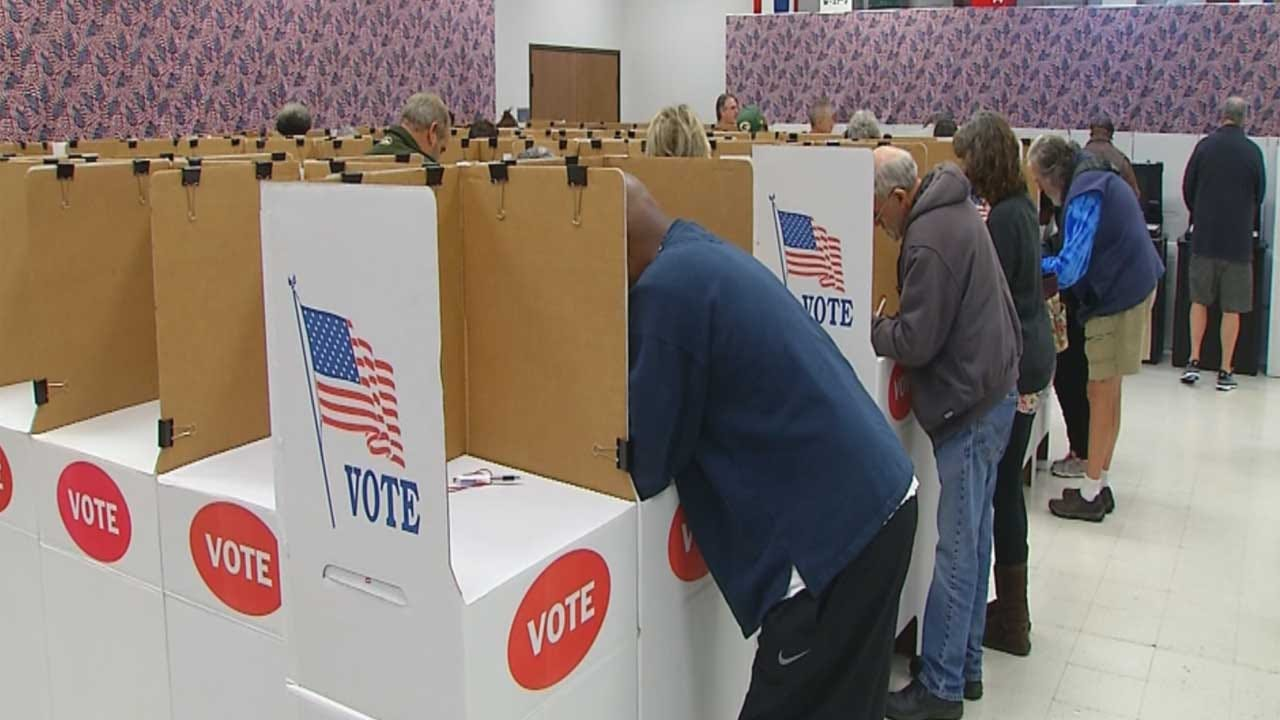 Oklahoma Early Voting Numbers More Than Double 2014 Level