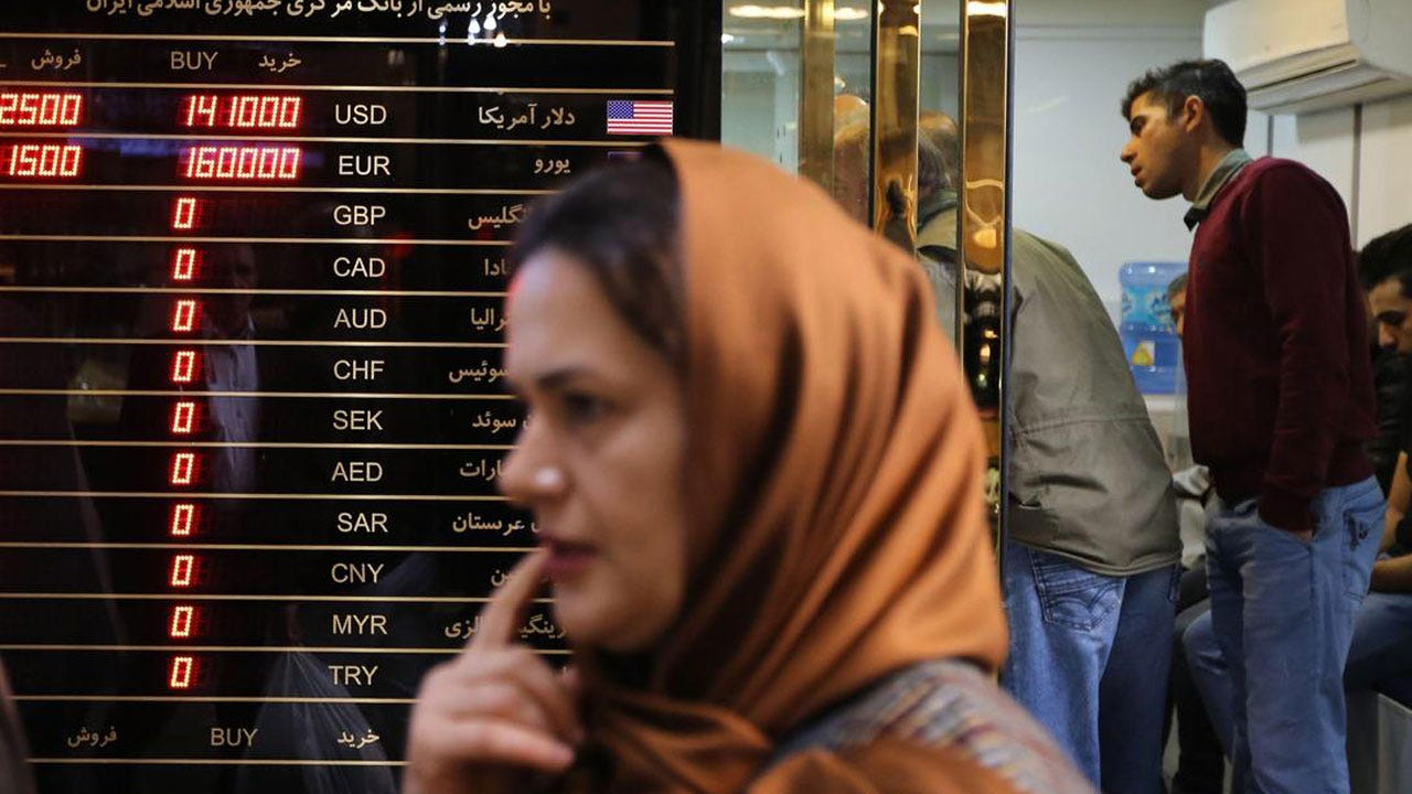 U.S. To Target Over 700 Iranian Entities With Sanctions