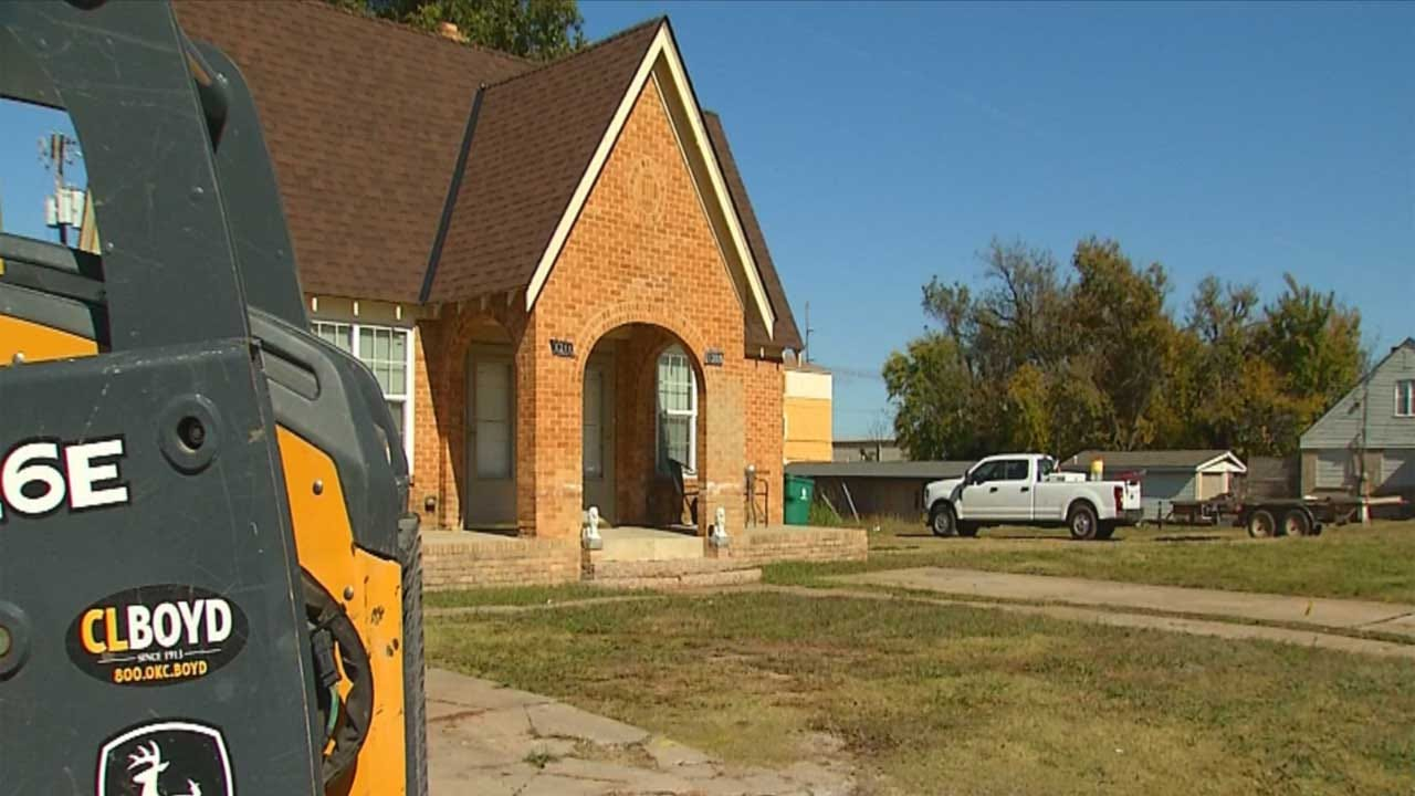 Victim Describes Frightening Home Invasion In NW OKC; Suspects Still At-Large