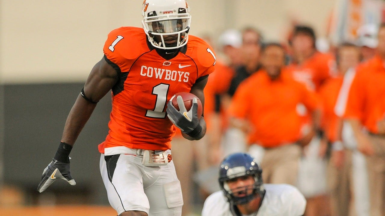 Former OSU Star Dez Bryant Signs With New Orleans Saints