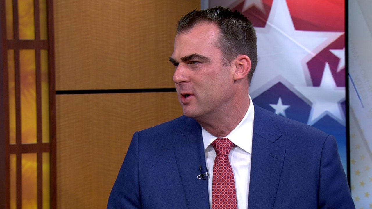 Governor-Elect Kevin Stitt Lays Out Plans For First Term In Office
