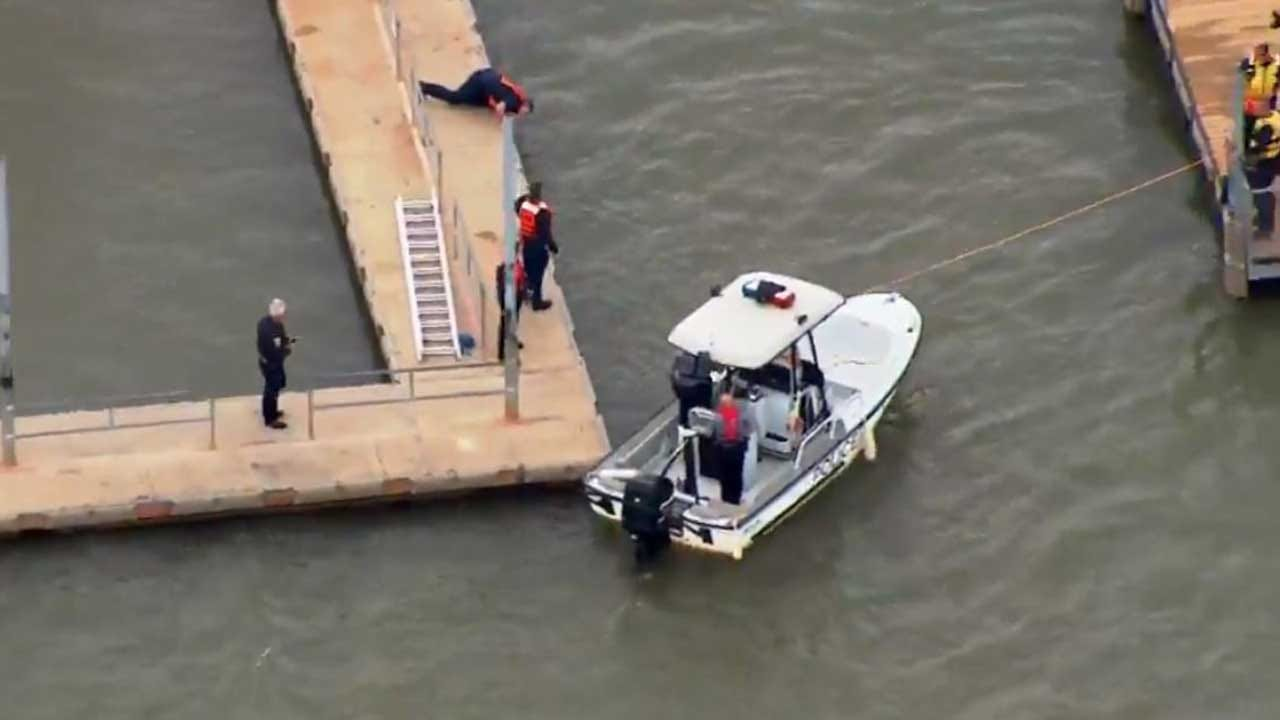 Multiple Crews Pull Young Child From Lake Stanley Draper