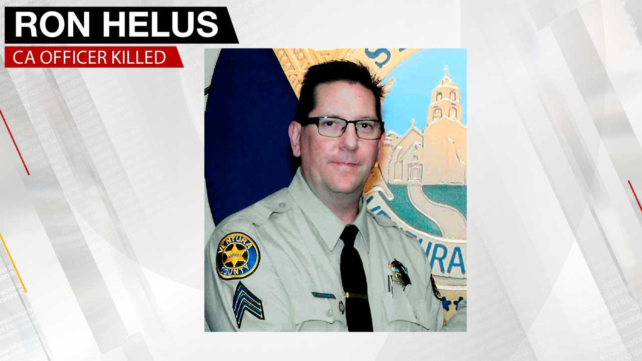 California Deputy Killed In Mass Shooting Went To OU