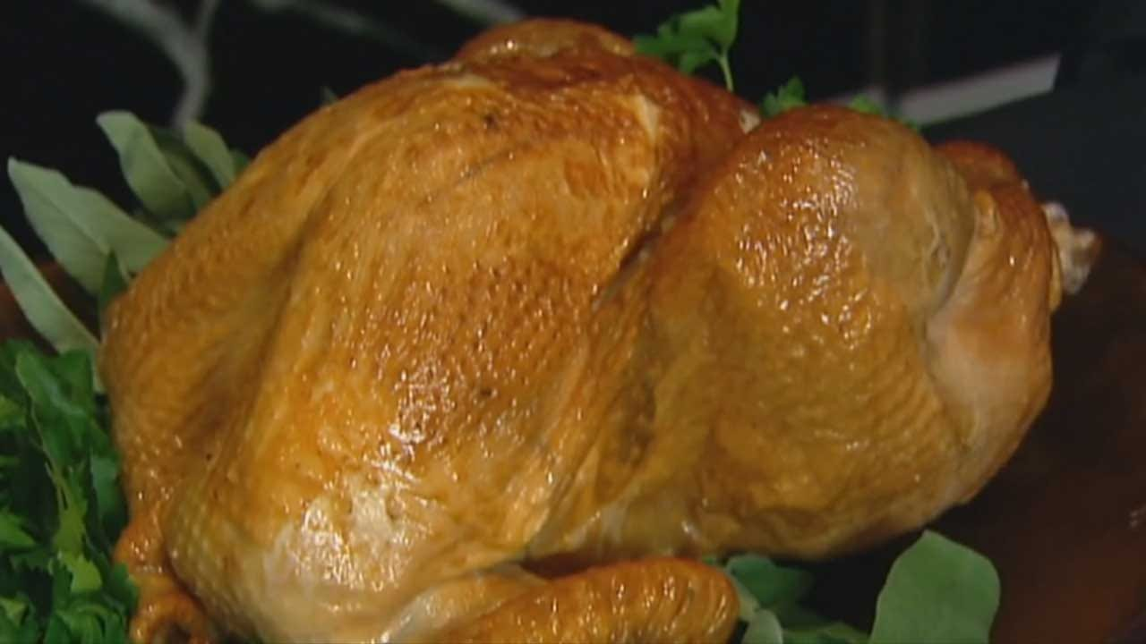 CDC Issues Warning About Thanksgiving Food Poisoning
