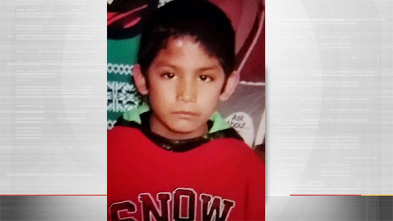 Missing 10-Year-Old Out Of Elk City Found Safe