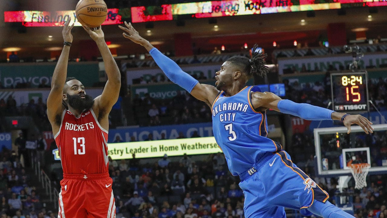 Thunder Top Rockets Without Westbrook For 7th Straight Win