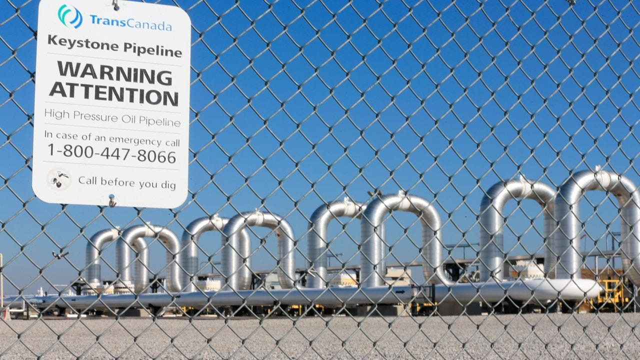 Federal Judge Blocks Construction Of The $8 Billion Keystone XL Pipeline