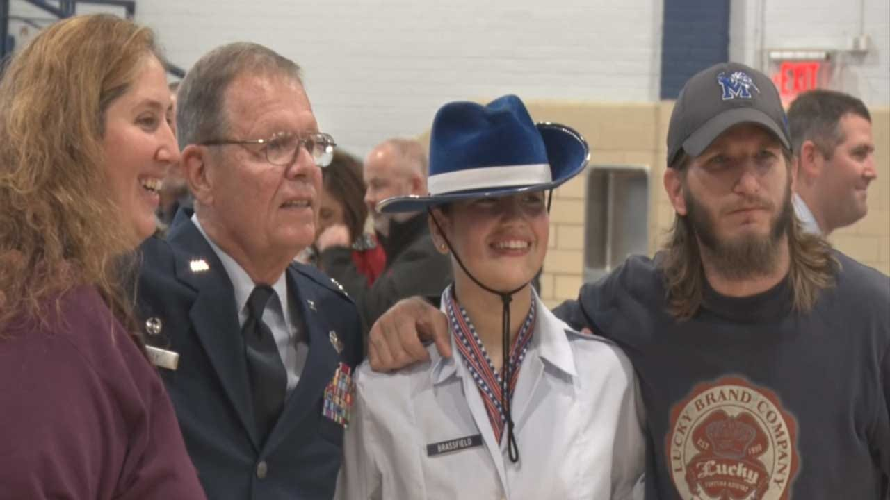 JROTC Instructor Retires, Leaving Legacy Of Young Leaders