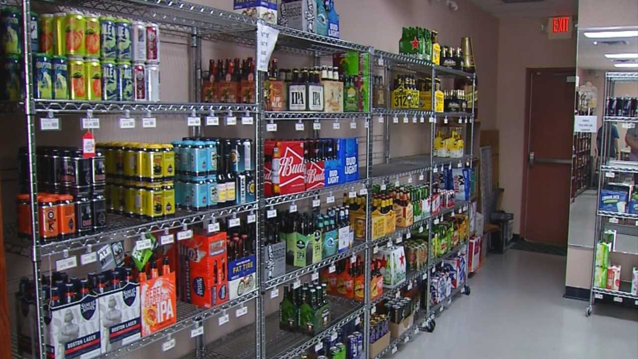 Convenience And Liquor Store Owners React After Strong Beer, Wine Hit Shelves