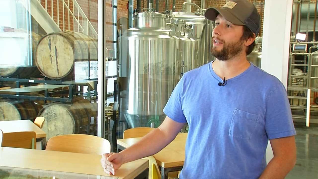 Oklahoma Breweries Celebrating New Liquor Laws