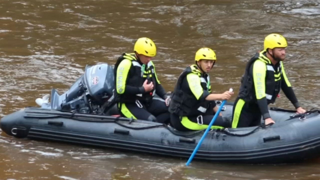 2 Bodies Recovered From Creek Believed To Be Missing Teens From Carter County