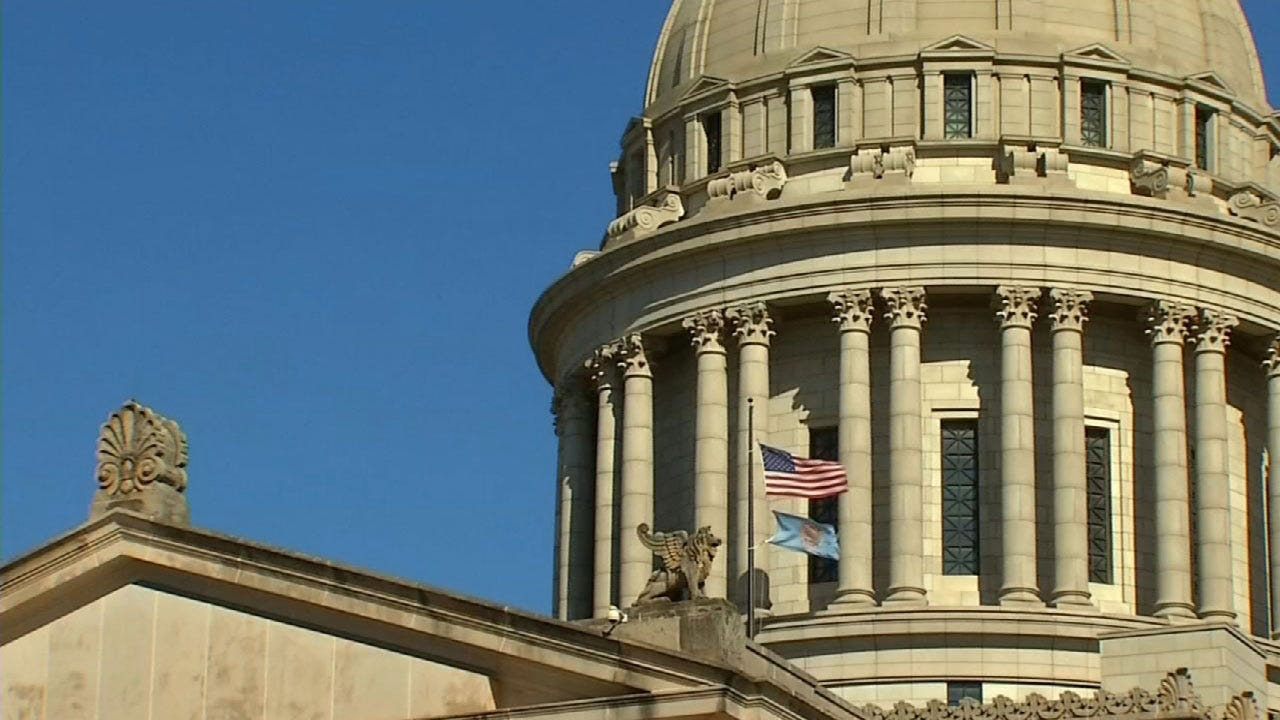 Anti-Abortion Advocates Hold Rose Day At State Capitol
