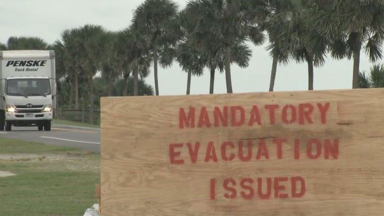 Hurricane Michael Becomes Category 4, Powers Toward Florida's Panhandle