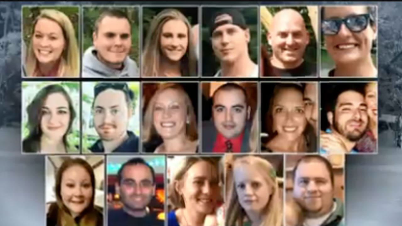 Limo Crash Victims Include Sisters, A Teacher, Newlyweds
