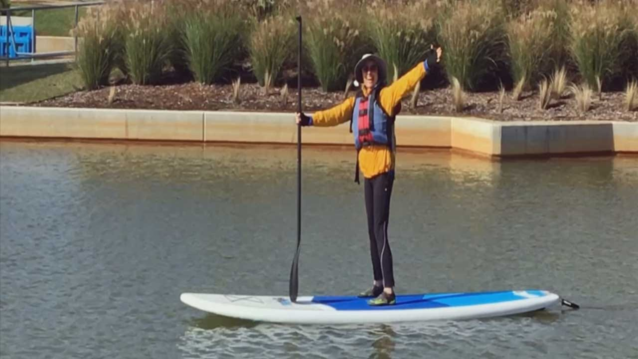 OKC Boathouse Foundation Asks For Funding To Bring New Attractions To Riversport