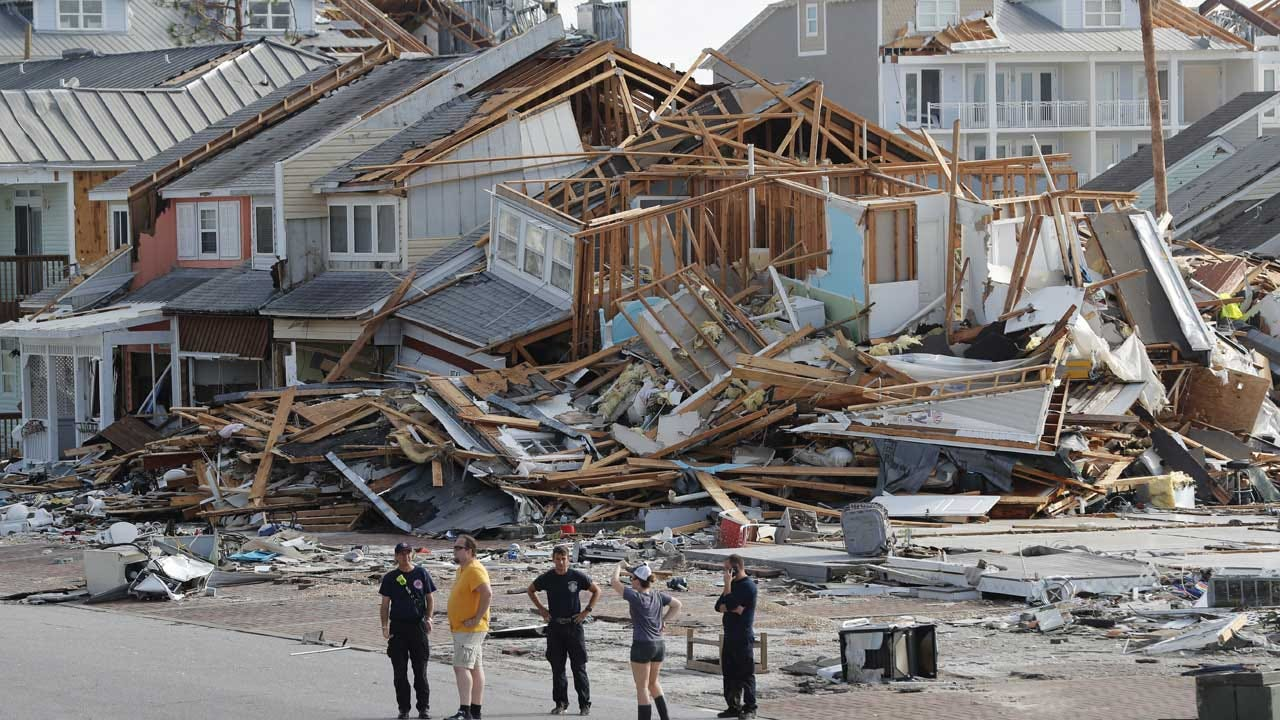 Michael Kills At Least 6, Leaves Behind Catastrophic Damage In Florida