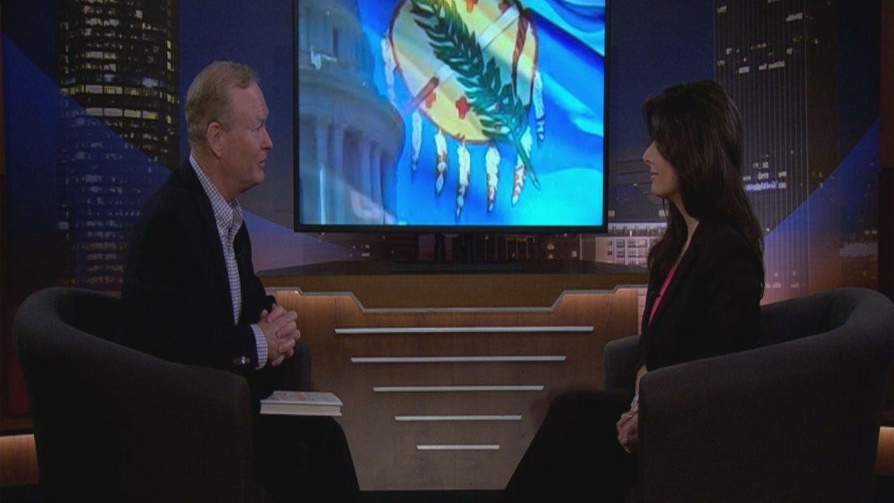 Mick Cornett Talks About Life After Politics