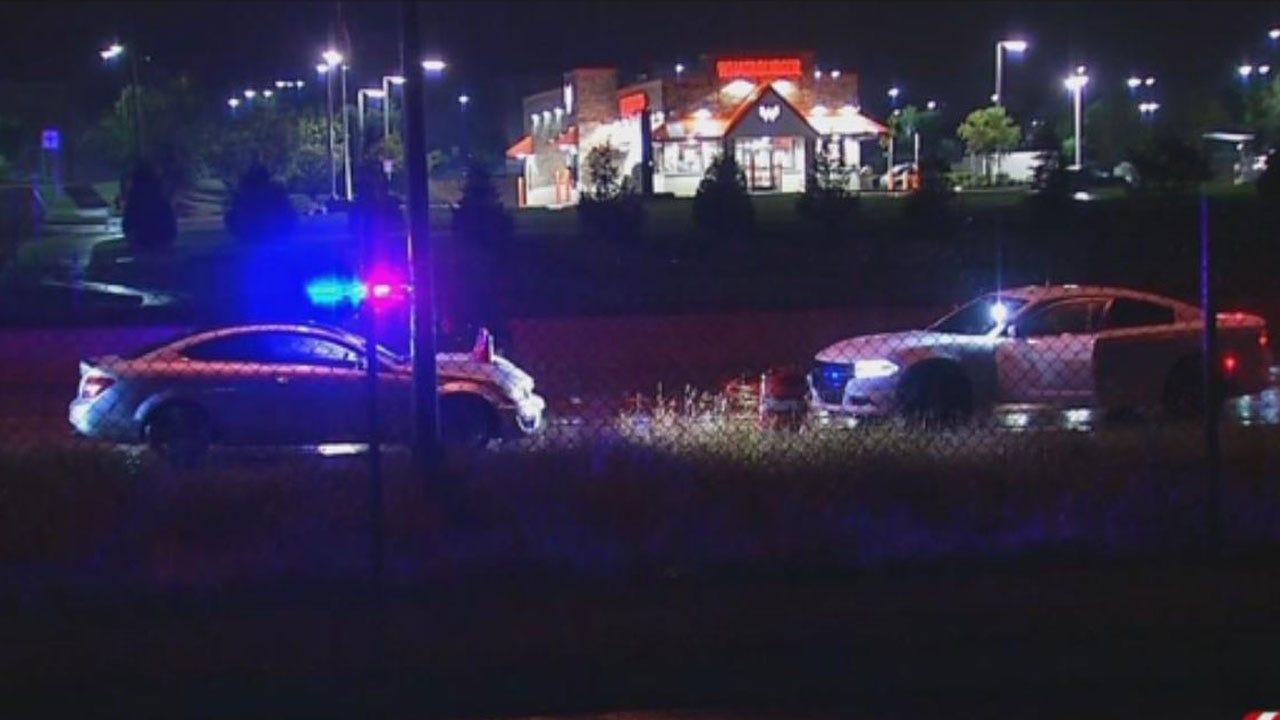 1 Dead, 1 Taken Into Custody Following Accident Along I-35 In Edmond