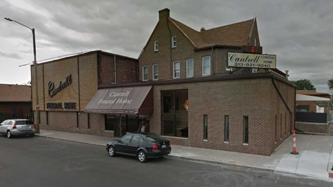 Bodies Of 11 Infants Found In Ceiling Of Closed Funeral Home, Authorities Say