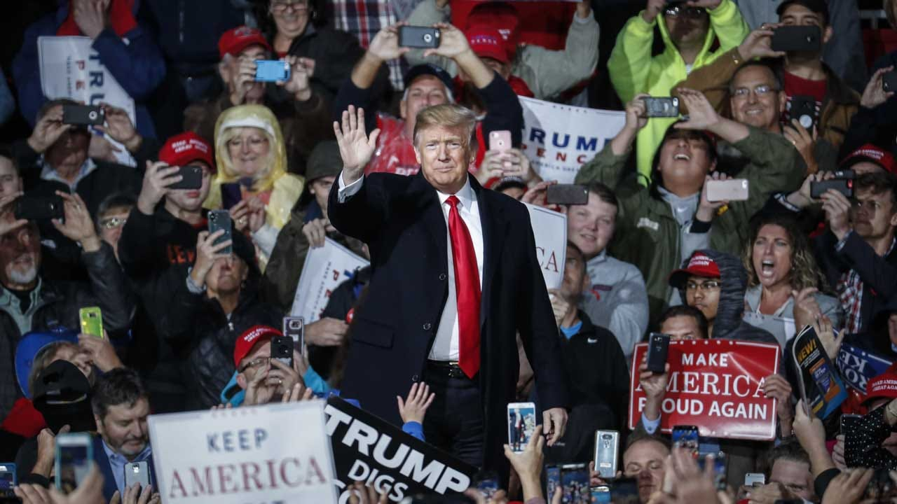 Trump Ramps Up Campaign Presence In Final Weeks Before Midterm Elections