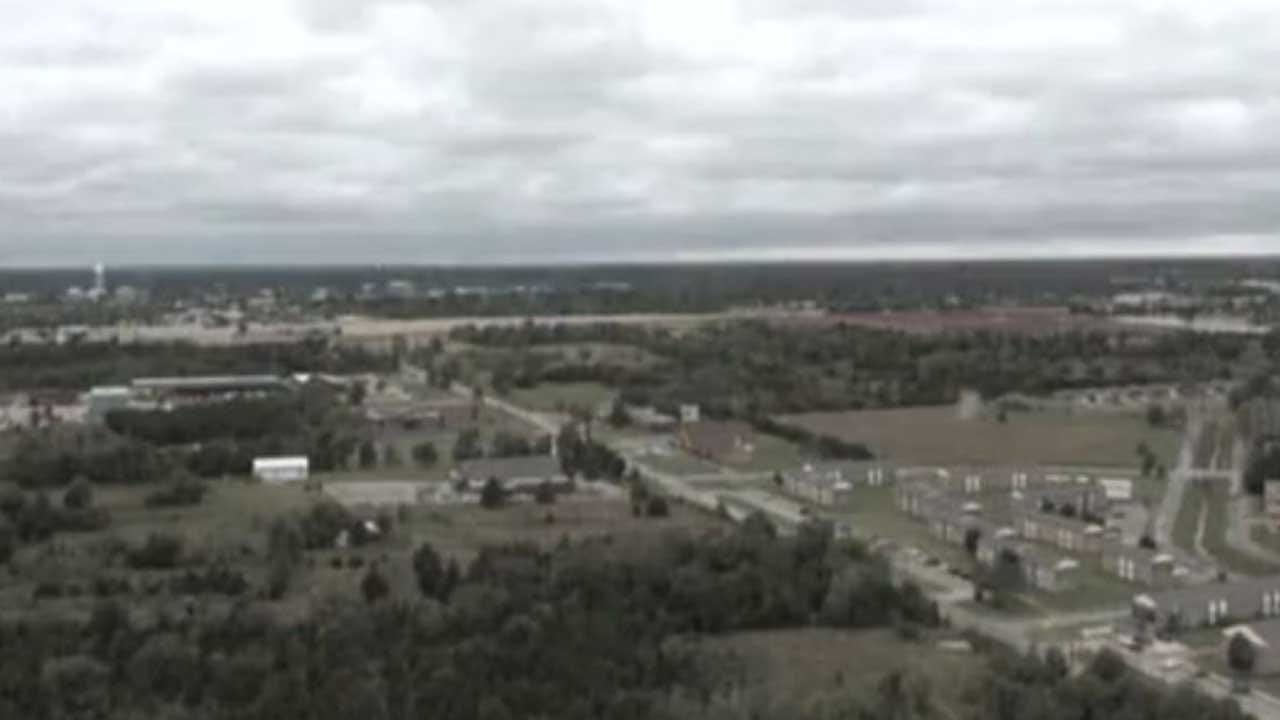 Cold Front Moving In Sunday; Possible Snow In The Panhandle